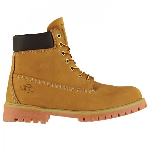 Lee Cooper 6in Mens Rugged Boots velikost 10